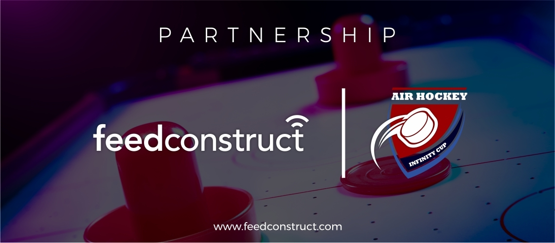 FeedConstruct partners with Infinity Cup to stream Air Hockey