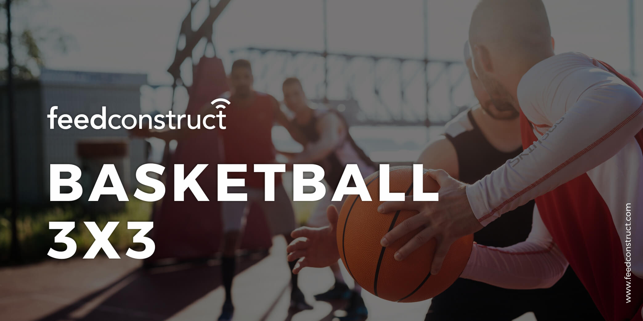 FeedConstruct adds data coverage for 3x3 Basketball