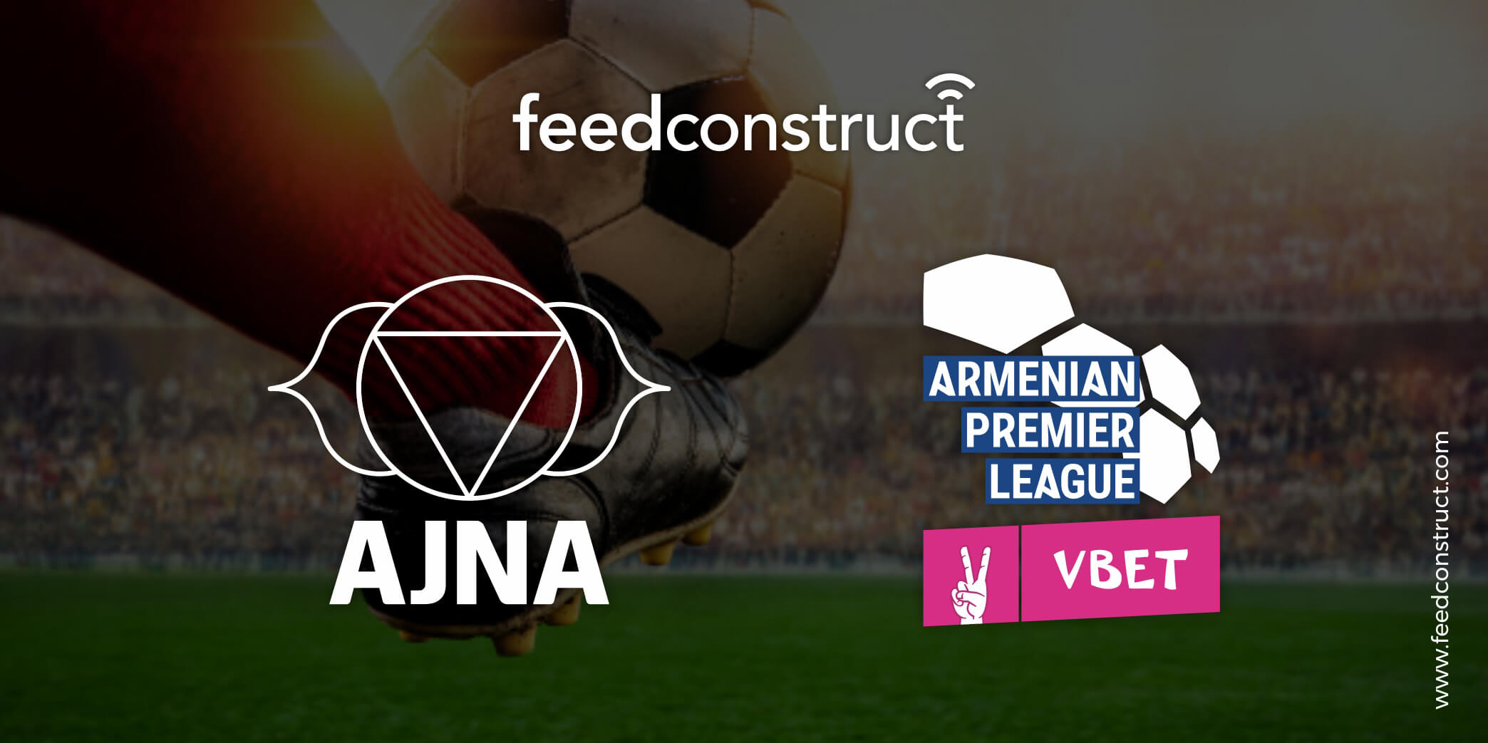 AJNA is coming back on the field during VBet Armenian Premier League 20/21 season