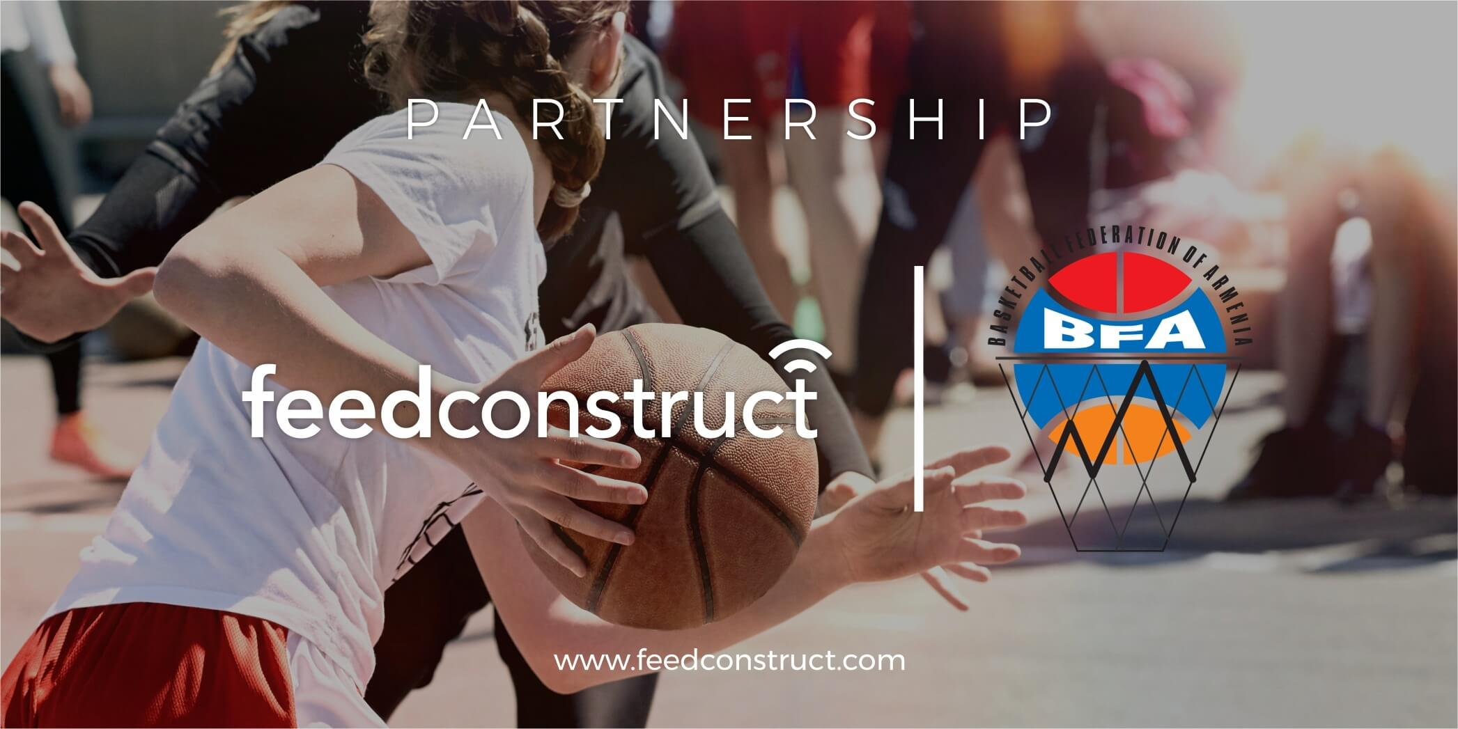 FeedConstruct signs an exclusive deal with Basketball Federation of Armenia