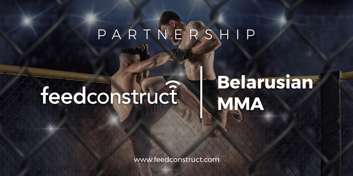 FeedConstruct streams Belarus MMA Tournament