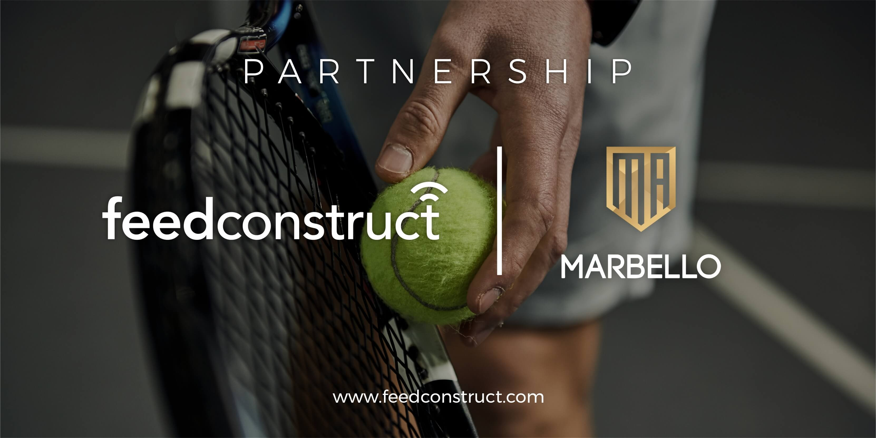 FeedConstruct is an official content partner of the Marbello Exhibition Series