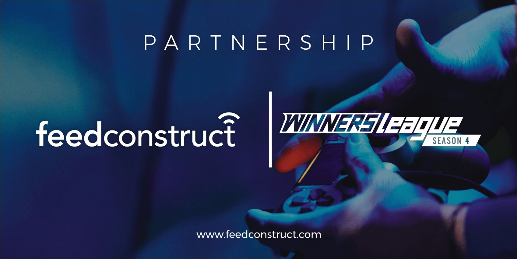FeedConstruct becomes data partner of the WINNERS League